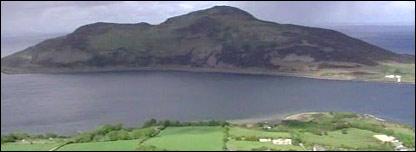 Lamlash Bay (BBC)