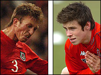Danny Collins and Gareth Bale could miss both Wales games