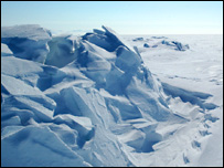 Ayles Ice Island (BBC)