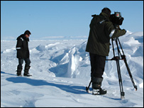 Camera crew (BBC)