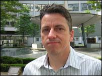 BBC News website court reporter Chris Summers