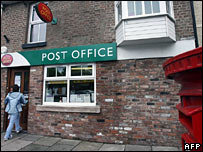 Post Office - generic