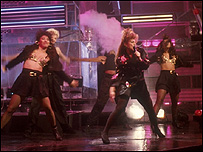 Paula Abdul on Top Of The Pops