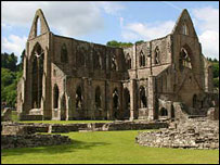 Tintern Abbey (picture: Mary Jones)