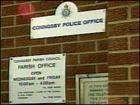 Coningsby police station