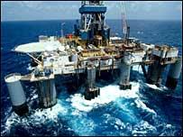 BG offshore operations in Egypt