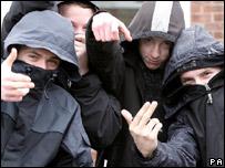 Youth gang