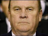 Newcastle chairman Freddy Shepherd