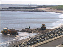 Newbiggin Sand