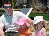 Last picture of Madeleine McCann