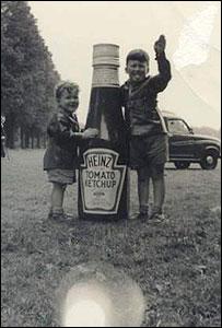 Grahame and George Atkins
