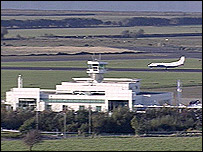 The regulator found fault with City of Derry Airport's safety provisions