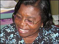 Dr Gladys Ashitey