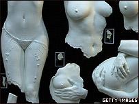 Exposición Erótica en Londres