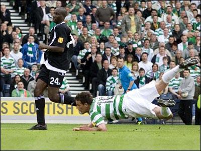 Dunfermline 0-1 Celtic