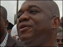 Abia State Governor Uzor Orji Kalu
