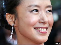 South Korean actress Jeon Do-yeon