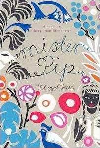 The cover of Lloyd Jones's book Mister Pip