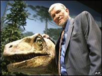 Ken Ham, fundador del museo