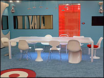 Inside the new Big Brother house