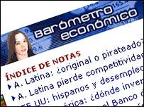 El Barómetro Económico