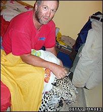 Leopard captured by Arthur Du Mosch