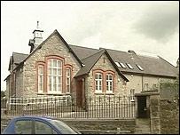 Ysgol Henllan, near Denbigh