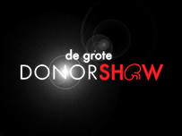 The Big Donor Show logo