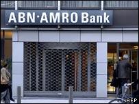 ABN Amro bank branch