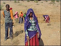 Gujjars are a nomadic Indian tribe