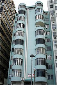 Casa de Oscar Niemeyer en R�o de Janeiro, en Brasil