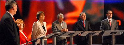 Deputy leadership contenders