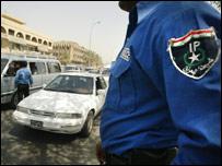 Iraqi police