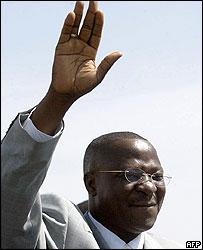 Former Plateau State Governor Joshua Dariye