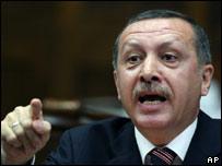 PM Recep Tayyip Erdogan, 29 May