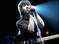 Arctic Monkeys frontman Alex Turner