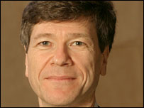 Jeffrey Sachs (Courtesy of the Earth Institute at Columbia University)