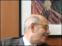 Dr Mohamed ElBaradei