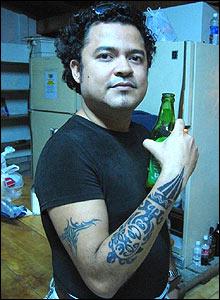 Tatuaje enviado por el lector Roger Bonilla, de Costa Rica