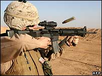 US Marine, Iraq