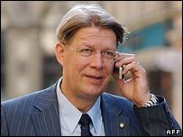 New Latvian President Valdis Zatlers