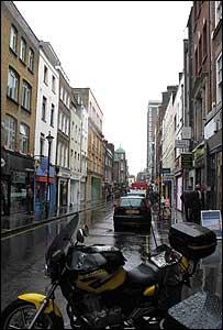 Berwick Street, London, May 2007