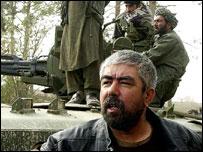 Afghanistan's General Dostum