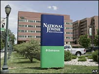 National Jewish Medical Center in Denver