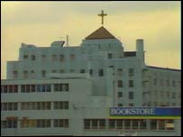 Scientology church in the US