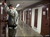 Camp 5, Guantanamo Bay (file)