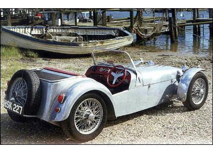 1958 Series 1, Lotus 7