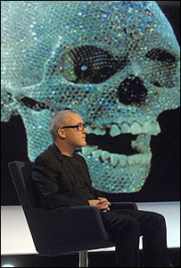 Damien Hirst and For the Love of God