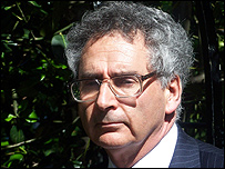 London Assembly member Tony Arbour