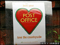 Love your Post Office sign
